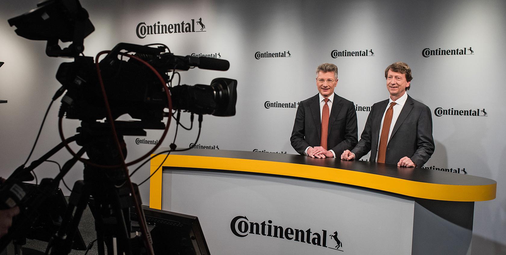 Continental Webcast Geschaeftsjahr 2014