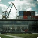 Besuch im Wismarer Hafen