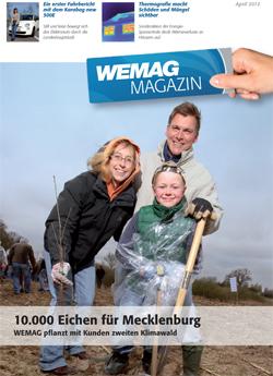 WEMAG Kundenmagazin 01|2012