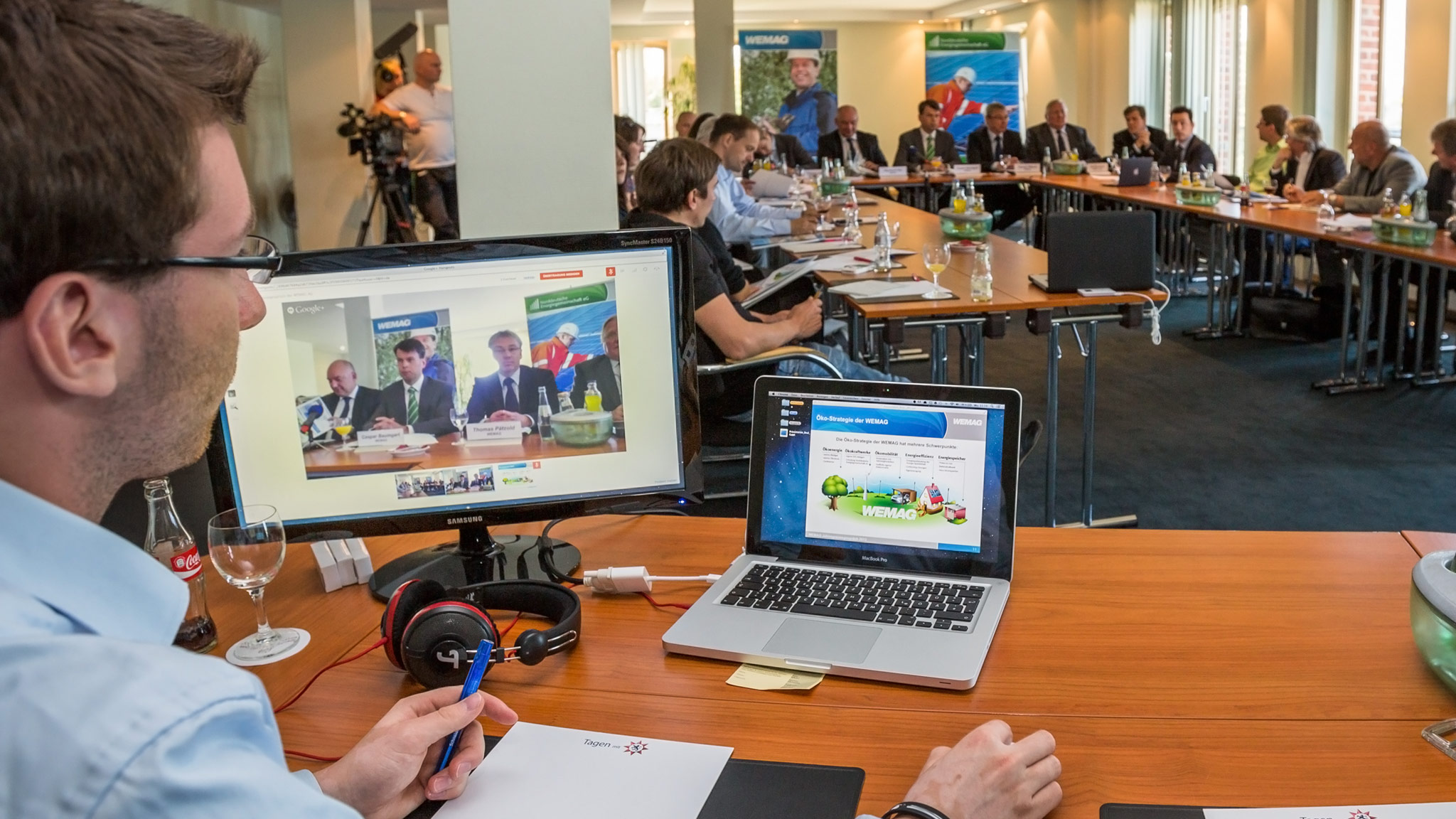 Google Pressekonferenz